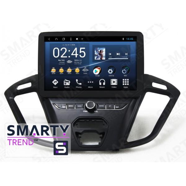 Штатная магнитола Smarty Trend для Ford Transit Asia - Android 8.1 (9.0)