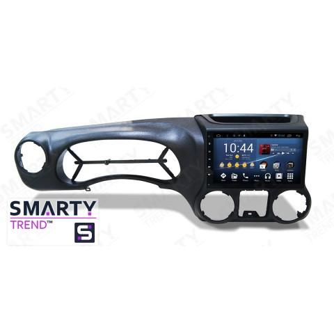 Штатная магнитола Smarty Trend ST3P2-516PK8772 для Jeep Wrangler на Android 7.1.2 (Nougat)