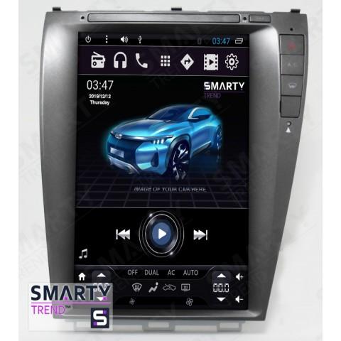 Штатная магнитола Smarty Trend ST8UT-516K12125 для Lexus ES на Android 6.0.1 (Marshmallow)