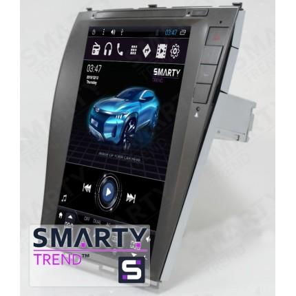 Штатная магнитола Smarty Trend для Lexus ES 2006-2012 (Tesla Style) - Android 6.0