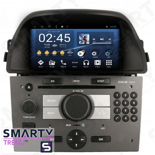 Штатная магнитола Smarty Trend для Opel Antara - Android 7.1