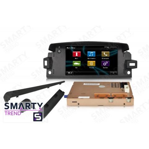 Штатная магнитола Smarty Trend ST3P-516P8730 для Renault Latitude на Android 7.1.2 (Nougat)