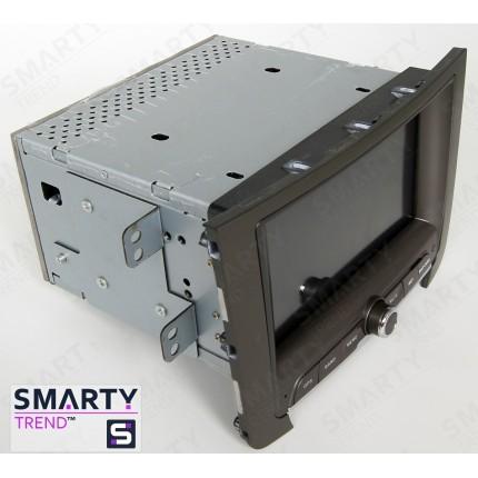 Штатная магнитола Smarty Trend для SsangYong Rexton II 2006-2012 - Android 8.1 (9.0)
