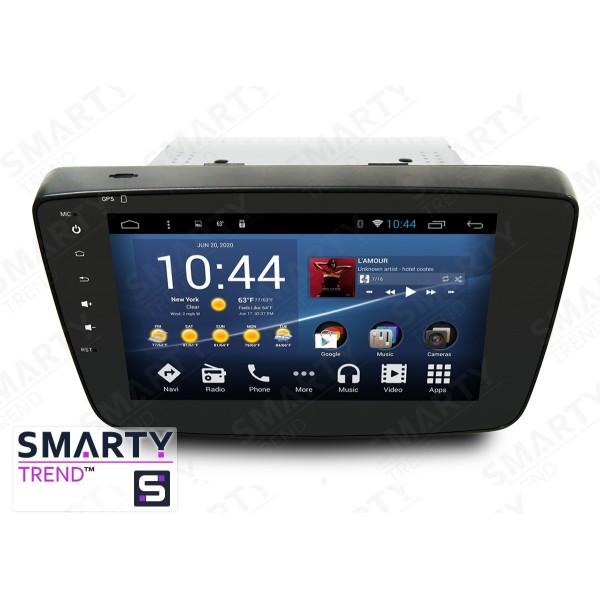 Штатная магнитола Smarty Trend для Suzuki Baleno - Android 8.1 (9.0)