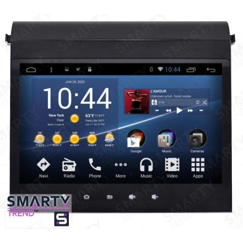 Штатная магнитола Smarty Trend ST3P2-516P2711 для Toyota Alphard на Android 7.1.2 (Nougat)
