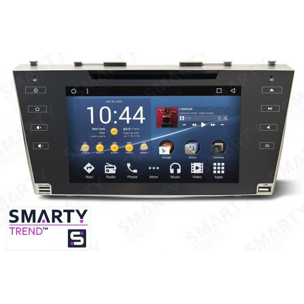 Штатная магнитола Smarty Trend для Toyota Camry V40 2006-2011 - Android 8.1 (9.0)