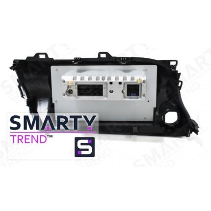 Штатная магнитола Smarty Trend для Toyota Hilux 2016+ - Android 8.1 (9.0)