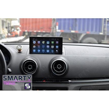 Штатная магнитола Smarty Trend для Audi A3 2014+ - Android 7.1