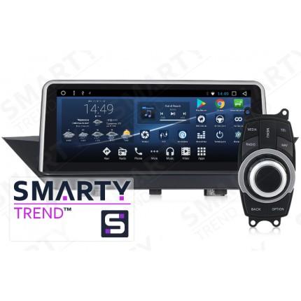 Штатная магнитола Smarty Trend для BMW X1 2009-2015 - Android 7.1