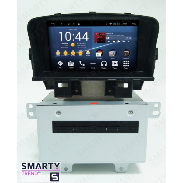 Штатная магнитола Smarty Trend для Chevrolet Cruze 2008-2013 - Android 8.1 (9.0)