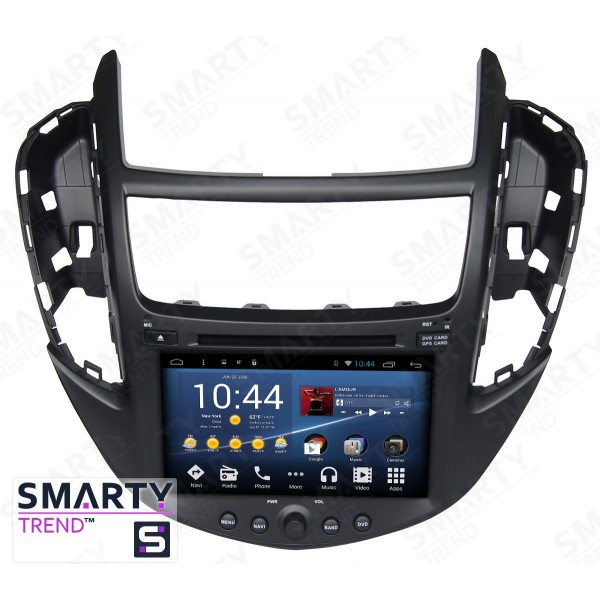 Штатная магнитола Smarty Trend для Chevrolet Trax - Android 8.1 (9.0)