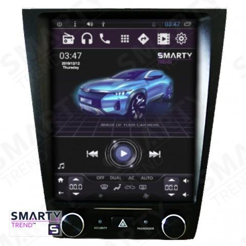 Штатная магнитола Smarty Trend ST3PT-516P8768 для Lexus GS 300|350|430|450H|460 (2005 - 2011) на Android 6.0.1 (Marshmallow)