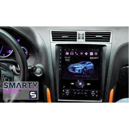 Штатная магнитола Smarty Trend для Lexus GS (Tesla Style) - Android 6.0