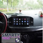 Штатная магнитола Smarty Trend ST3P2-516PK6989 для Mitsubishi Lancer 2010-2016 на Android 7.1.2 (Nougat)