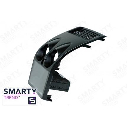 Штатная магнитола Smarty Trend для Nissan Qashqai 2006-2010 - Android 7.1