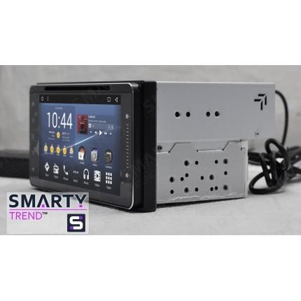 Штатная магнитола Smarty Trend для Toyota Hilux 2007-2011 - Android 7.1