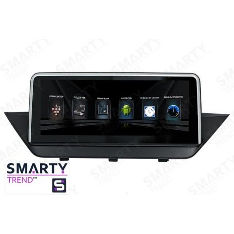 Штатная магнитола Smarty Trend ST3PW-516P1121 для BMW X1 E84 (2009-2015) на Android 7.1.2 (Nougat)