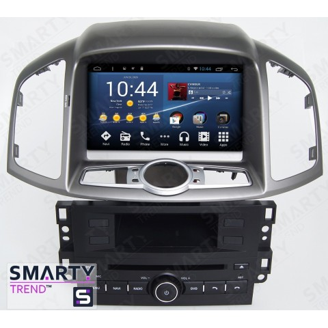 Штатная магнитола Smarty Trend ST3P2-516PK7691 для Chevrolet Captiva 2013-2017 на Android 7.1.2 (Nougat)