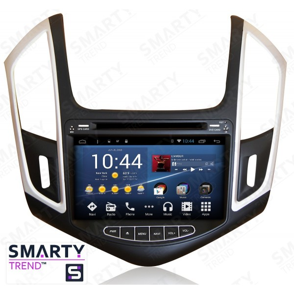 Штатная магнитола Smarty Trend для Chevrolet Cruze 2014-2015 - Android 8.1 (9.0)