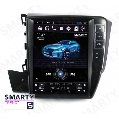 Штатная магнитола Smarty Trend ST8UT-516K10415 для Honda CIVIC 4D 2012-2014 на Android 6.0.1 (Marshmallow)