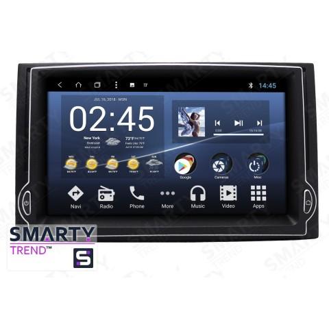 Штатная магнитола Smarty Trend ST3P2-516P1893 для Hyundai H1 на Android 7.1.2 (Nougat)