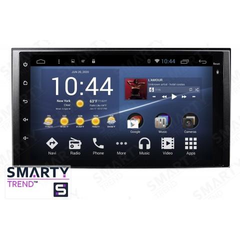 Штатная магнитола Smarty Trend ST3P2-516P3998 для KIA Picanto 2004-2007 на Android 7.1.2 (Nougat)