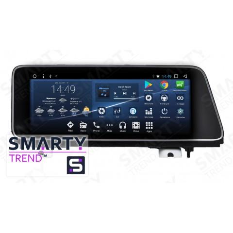 Штатная магнитола Smarty Trend ST3PW-516P8752 для Lexus RX IV 200 | 350 | 450 2015+ на Android 7.1.2 (Nougat)