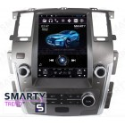 Штатная магнитола Smarty Trend ST8UT-516K12121 для Nissan Patrol 2015+ на Android 6.0.1 (Marshmallow)