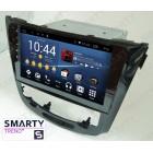Штатная магнитола Smarty Trend ST3P2-516PK9688 для Nissan Qashqai 2014 на Android 7.1.2 (Nougat)