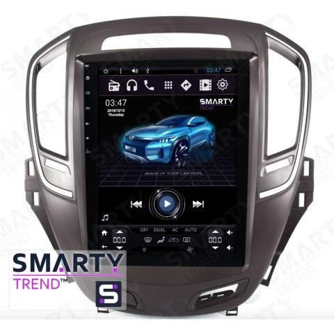 Штатная магнитола Smarty Trend ST8UT-516K10420 для Opel Insignia на Android 6.0.1 (Marshmallow)