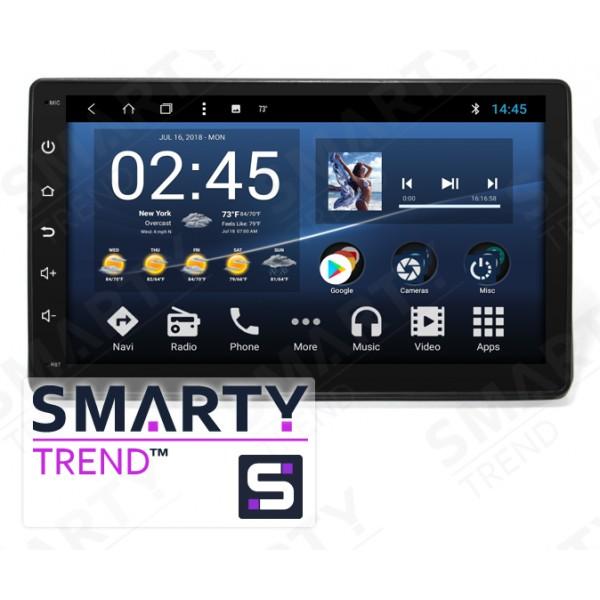 Штатная магнитола Smarty Trend для Renault Duster - Android 8.1 (9.0)