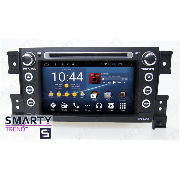 Штатная магнитола Smarty Trend для Suzuki Grand Vitara - Android 8.1 (9.0)