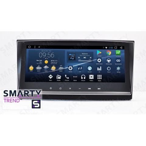 Штатная магнитола Smarty Trend ST3PW2-516P2723 для Toyota Avensis III (T270) 2009-2015 на Android 7.1.2 (Nougat)