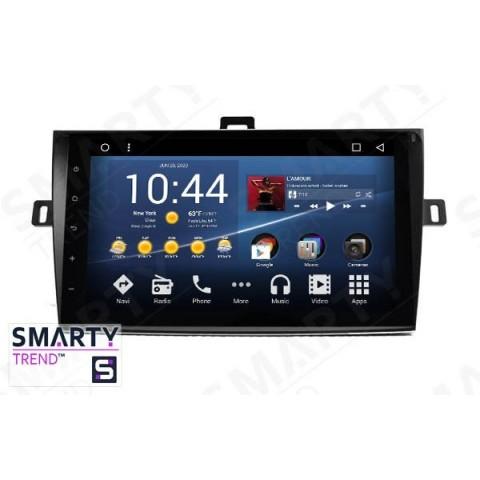 Штатная магнитола Smarty Trend ST3P2-516P2731 для Toyota Corolla 2007-2013 на Android 7.1.2 (Nougat)