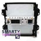 Штатная магнитола Smarty Trend ST8UT-516K12117 для Toyota Fortuner 2016+ на Android 6.0.1 (Marshmallow)