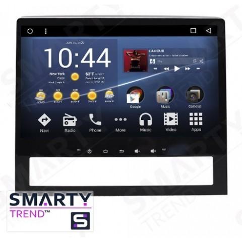 Штатная магнитола Smarty Trend ST3P2-516PK2727 для Toyota Land Cruiser 200 2015+ на Android 7.1.2 (Nougat)