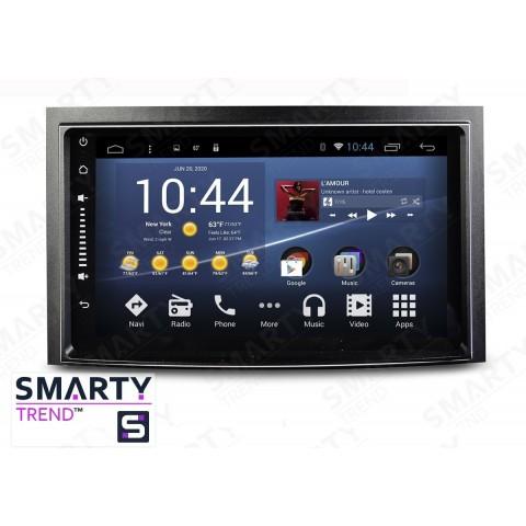 Штатная магнитола Smarty Trend ST3P2-516P2716 для Toyota Venza на Android 7.1.2 (Nougat)