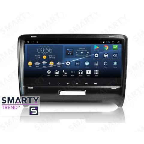 Штатная магнитола Smarty Trend ST3PW2-516P8990 для Audi TT на Android 7.1.2 (Nougat)