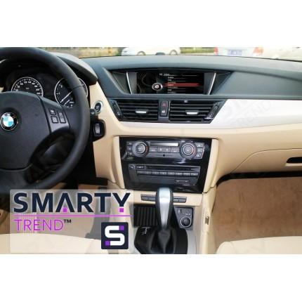 Штатная магнитола Smarty Trend для BMW X1 E84 (2009-2015) - Android 7.1 – SMARTY Trend