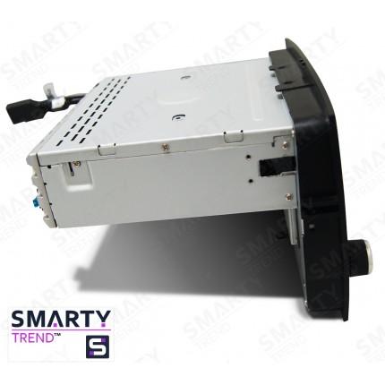 Штатная магнитола Smarty Trend для Fiat Doblo - Android 8.1 (9.0)