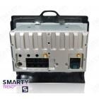 Штатная магнитола Smarty Trend ST3P2-516PK5692 для Ford Focus II 2009-2011 на Android 7.1.2 (Nougat)