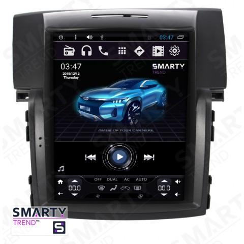 Штатная магнитола Smarty Trend ST8UT-516K97014 для Honda CR-V 2012-2017 на Android 6.0.1 (Marshmallow)