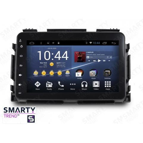Штатная магнитола Smarty Trend ST3P2-516P3692 для Honda HR-V 2015+ на Android 7.1.2 (Nougat)