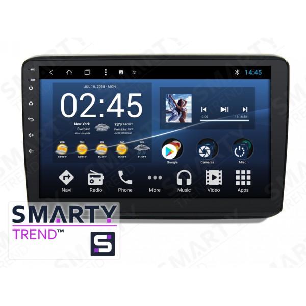 Штатная магнитола Smarty Trend для Honda Vezel - Android 8.1 (9.0)