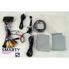 Штатная магнитола Smarty Trend ST3P2-516PK3989 для KIA Rio K2 на Android 7.1.2 (Nougat)