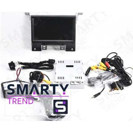 Штатная магнитола Smarty Trend для Land Rover Discovery 4 2013-2015 - Android 7.1