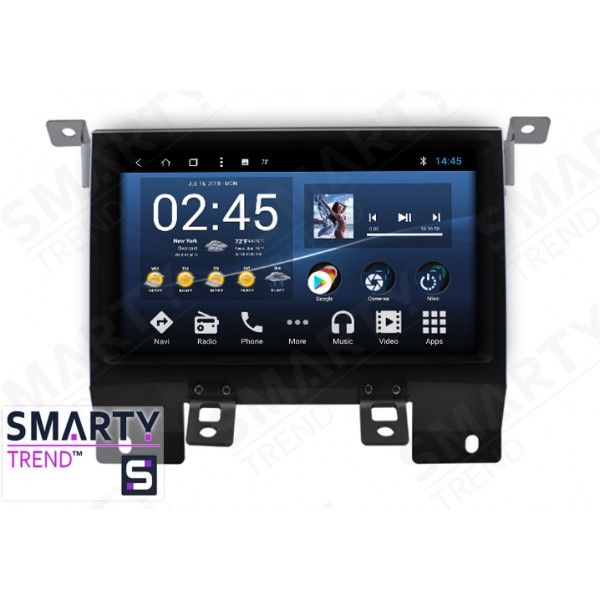 Штатная магнитола Smarty Trend для Land Rover Discovery 4 2013-2015 - Android 7.1