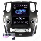 Штатная магнитола Smarty Trend ST3PT-516PK9701 для Nissan Patrol 2015+ на Android 6.0.1 (Marshmallow)