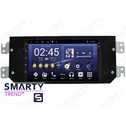 Штатная магнитола Smarty Trend ST3P2-516P9698 для Nissan Teana 2003-2007 на Android 7.1.2 (Nougat)