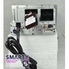 Штатная магнитола Smarty Trend ST3P2-516P2610 для Opel Astra H 2004-2009 на Android 7.1.2 (Nougat)